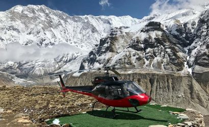 Aerial Filming and Cinematography Tour in Nepal